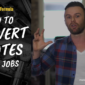 5 Step Formula To Convert Quotes Into Jobs